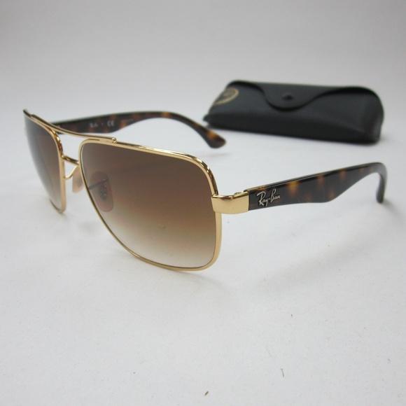 62a071d65f6 ... low cost rayban rb 3483 101 51 aviator sunglasses oln107 b6336 58fe3